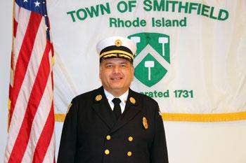 Chief Robert W. Seltzer