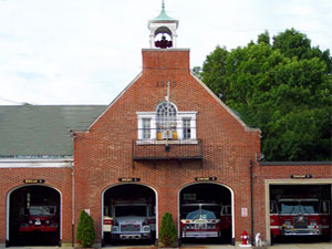 Smithfield Fire Station 1